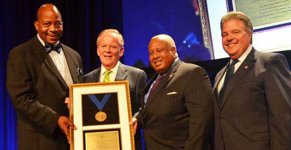 UMass Boston established the James T. Brett Chair in Disability and Workforce Development at its annual gala.