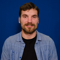 UMass Boston PhD student Kostas Koutsioumpas